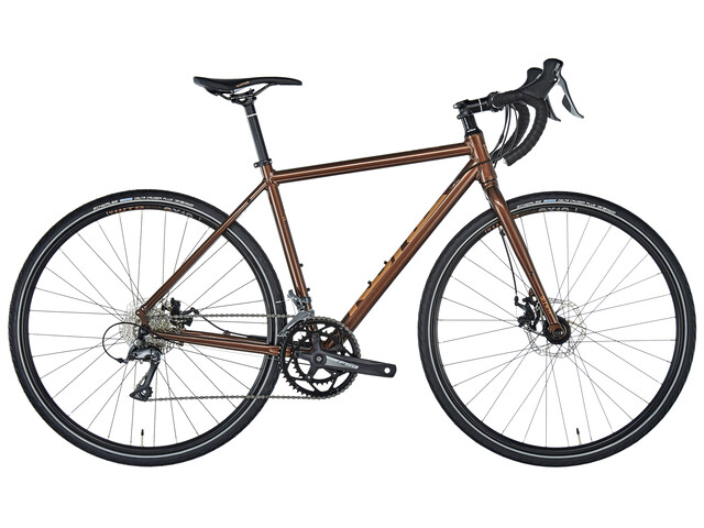 Kona Rove - Vélo cyclocross - marron